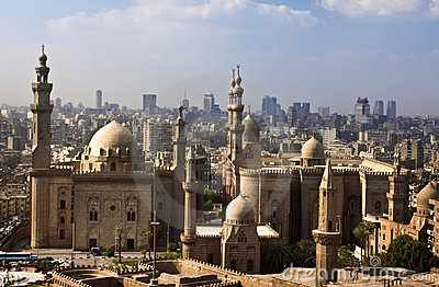 House prices in the most upmarket suburbs of Cairo are rocketing as the Egyptian capital starts to recover after years of unrest and economic downturn. File Photo: Cairo skyline, Egypt.