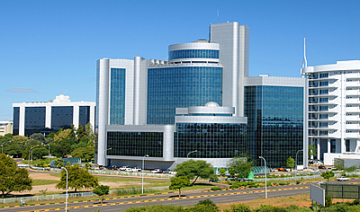 Botswana's investment property sector delivered an ungeared total return of 11.5% in 2014 - down from 21.5% in 2013.