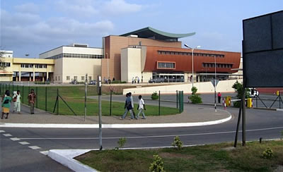Kotoka International Airport.