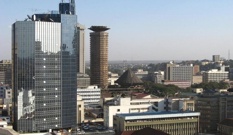 Kenyan Reits struggling to gain momemtnum as development costs are extremely high. FILE PHOTO: Nairobi Capital City