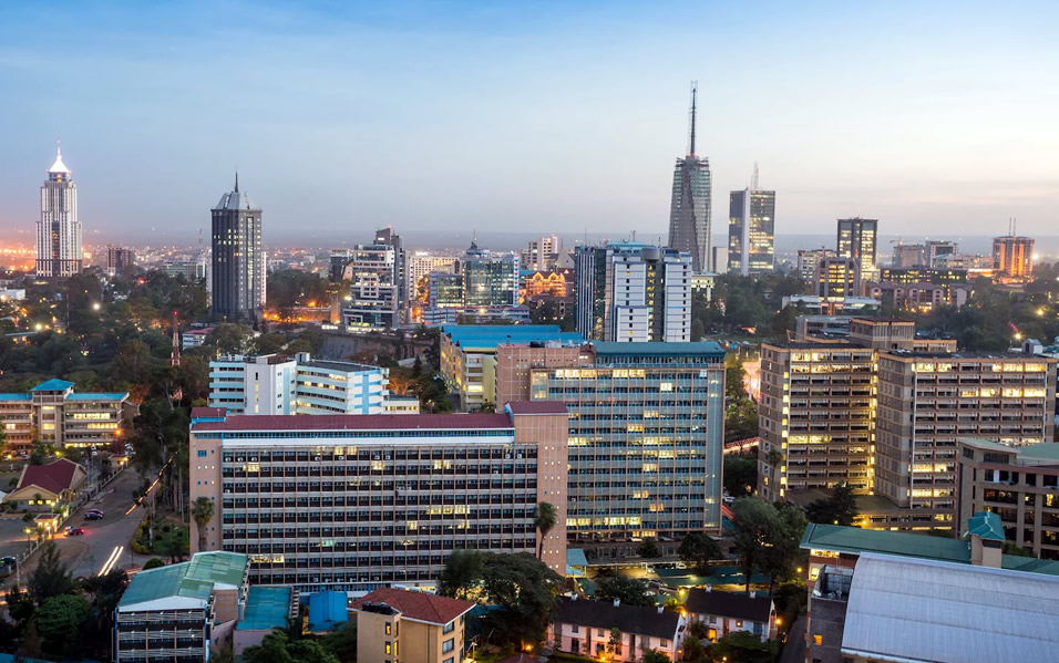The east african city has been ranked 6th in the world's 20 most dynamic cities, according to the JLL's City Momentum Index.