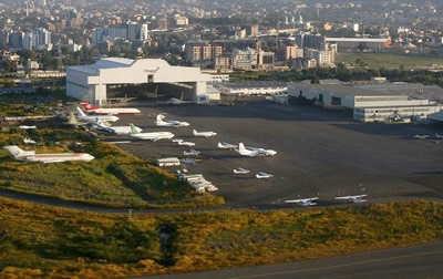 Bole International Airport, on the edge of Addis Ababa, will be able to triple the number of passengers it handles from the current level of around seven million annually when the expansion project is completed