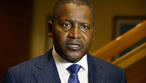 Nigerian billionaire and founder of Dangote Group, Aliko Dangote on track with $150m Cameroon cement plant.