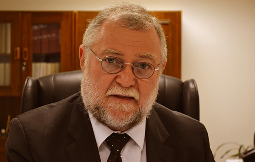 The government in Windhoek is weighing options to amend the currency arrangement or forge a new path for the Namibian dollar, according to Namibian finance minister Calle Schlettwein.