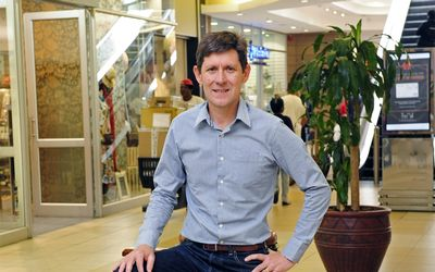 Hyprop Investments CEO Pieter Prinsloo says the total investment in sub-Saharan Africa was worth more than $172 million (R2 billion) at the end of December last year