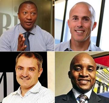 Billion and Rebosis CE Sisa Ngebulana, James Ehlers, MD of Atterbury, Des de Beer, MD of Resilient Property Income and Head of Public Investment Corporation (PIC), Lesiba Maloba, are some of the heavyweights driving retail developments in Africa.