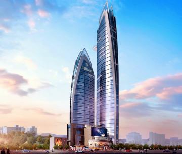 Expected to open in 2020, Hilton Worldwide (NYSE:HLT) has unveiled plans to built the tallest hotel in Kenya's capital, Nairobi.