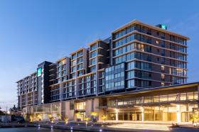 Developed by the Amdec Group, Marriott's AC Hotels brand opened its doors in Cape Town closer to the Victoria & Alfred Waterfront.