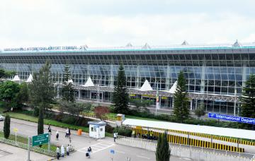 Ethiopia's capital is set to cement its place as Africa's leading aviation hub with an expanded airport terminal which triples it passenger capacity.