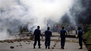 Burundi's real estate market has been stifled by unrest in the country for decades. Currently rebels in the country are trying to oust the country's President Pierre Nkurunziza [PIcture: Reuters]