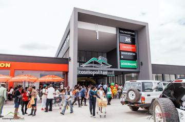 Mara Delta formerly Delta Africa, acquires a 50% stake in Zambia's Cosmopolitan shopping mall from Rockcastle Global Real Estate Company Limited.