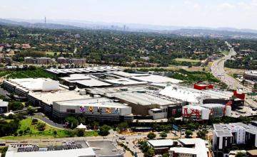 Menlyn Park Shopping Centre in South Africa to cement its place as the largest mall in Africa, unseating Durban's Gateway Theatre of Shopping.