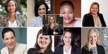 These women are slowly giving the men a real run for their money, says Ortneil Kutama, Africa Property News.com Media Director.