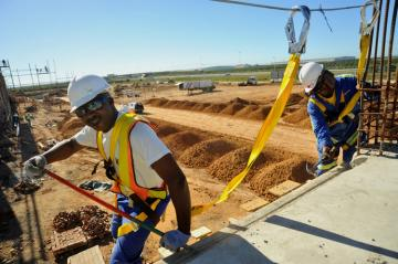 Africa's infrastructure spending decreased to 286 projects in 2016, down from 301 in 2015, according to Deloitte 2016 African construction trends report.