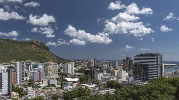 Mauritius trade deficit widens 15.6 pct y/y in February