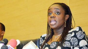 Nigeria's finance minister, Kemi Adeosun said that the country will issue more international debt to pay for infrasturcture projects as the nations plans to to get out of recession by boosting government revenues.