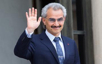 Saudi Arabia's Prince Alwaleed bin Talal will invest about $800 million to expand the Four Seasons resort in Sharm el-Sheikh
