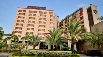 Sun International has as hinted on an imminent exit from Nigeria by selling off its shares in Federal Palace hotel in Victoria Island, Lagos.