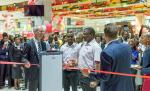 Shoprite Holdings, has opened its second supermarket in Kenya at the Garden City Mall in Nairobi.